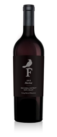 2015 Forthright Merlot Long Barrel Reserve